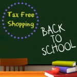 Back-to-School Tax Holiday