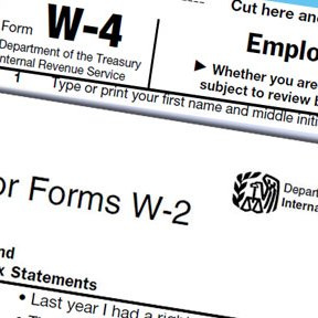 Important Information Regarding 2014 W-2s and 2015 W-4s | Division ...