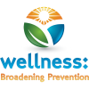 Wellness: Broadening Prevention Logo
