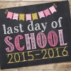 Last Day of School, 2015-16
