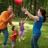 Parents Playing with Kids