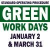 Green Work Days 2017