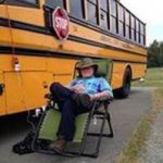 Bus Driver on Athletic Trip