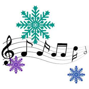 Image result for winter concert free clip art