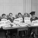 National League of Women Voters