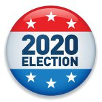 2020 Election Button