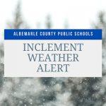 ACPS Inclement Weather Alert