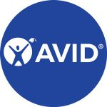 AVID logo round