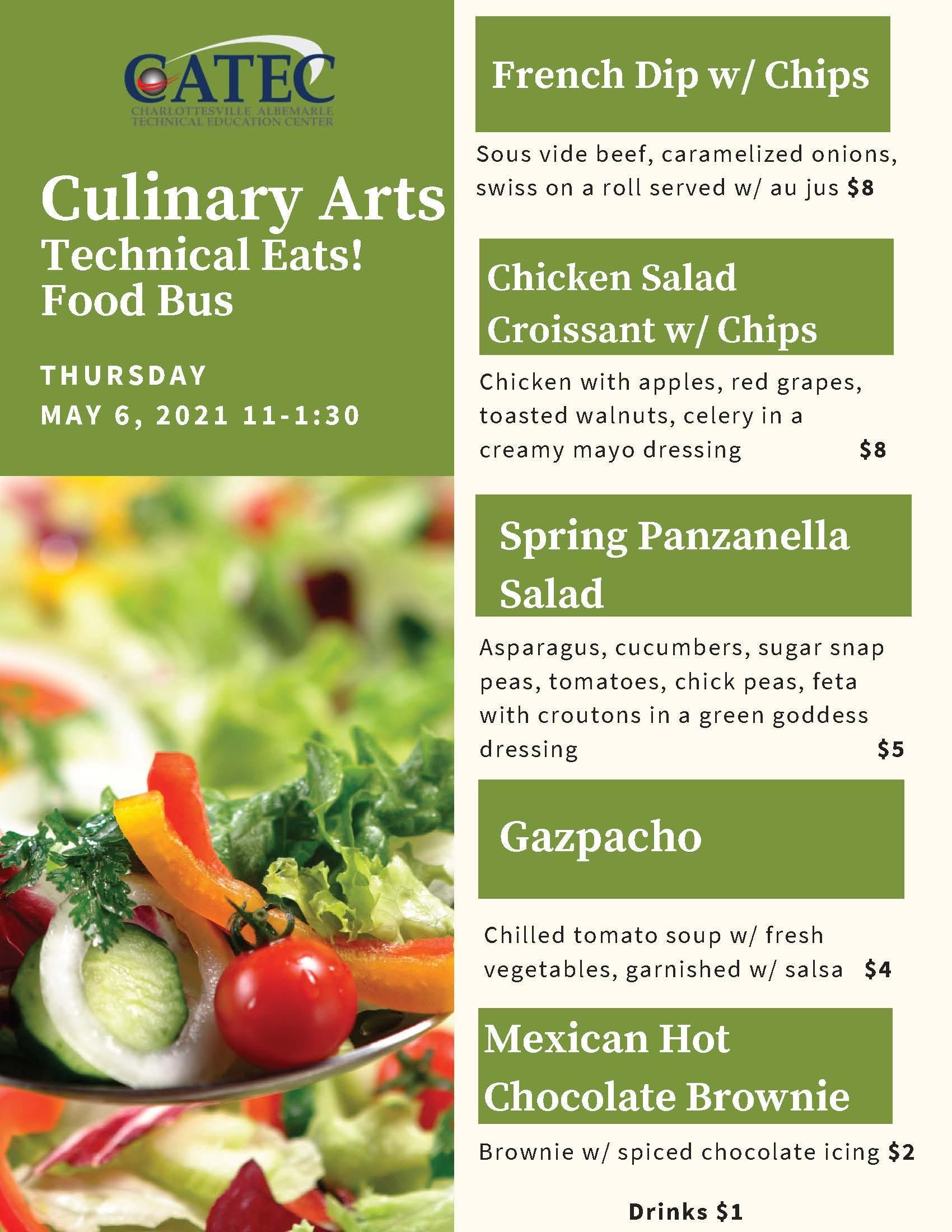 Technical Eats Flyer 050621