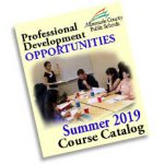 PD Opportunities Summer 2019