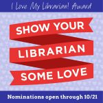 I Love My Librarian Award