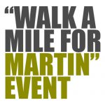 Walk a Mile for Martin Event