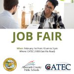 AC/ACPS/CATEC Job Fair