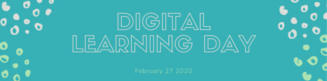 Digital Learning Day 2020