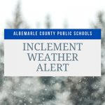 ACPS Inclement Weather Alert