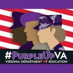 VDOE #PurpleUpVA Campaign