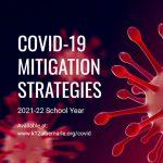 COVID-19 Mitigation Strategies 2021-22 School Year