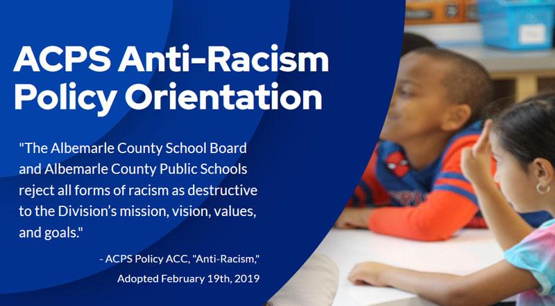 ACPS Anti-Racism Policy Orientation