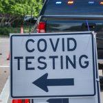 COVID Testing Signage