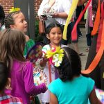 National Hispanic Heritage Month: Children celebrating