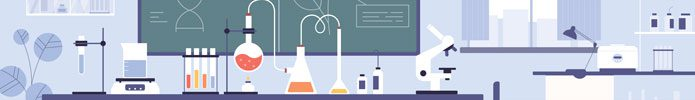 science classroom header